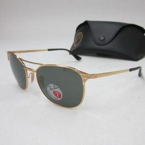 4ad0cdde8e Ray-Ban Accessories - RayBan SIGNET RB 3429M Polarized Sunglasses OLN432